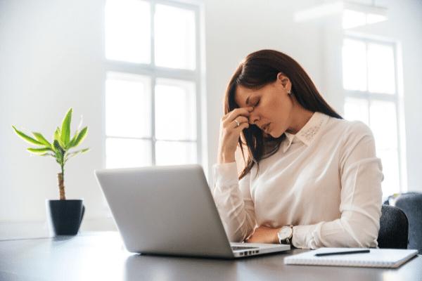 מתח נפשי, לחץ בעבודה