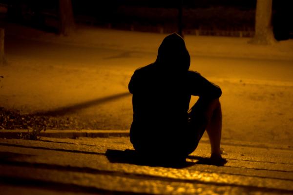 התבודדות, עצב, דיכאון