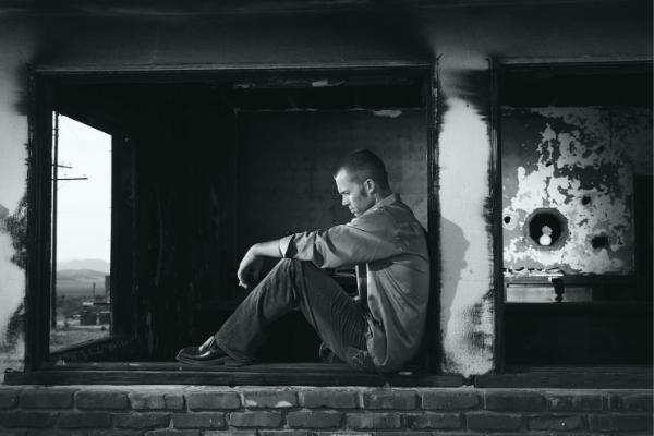 מצב של דיכאון ובדידות